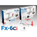 Quadrocopter FX  6CI, 2.4GHz, Camera, Wifi for FPV
