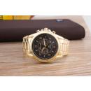 Zegarek na rękę, czarny