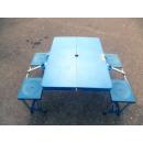 Klapp Camping  Tisch mit 2 Bänken Abs