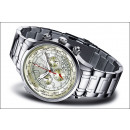 FIREFOX FFS40-110  Chronograph Worldtimer