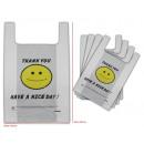 Trage Taschen Plastiktüten Tüte