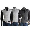 hurtownia Plaszcze & Kurtki: Męska bluza Sweat  Jacket Bluzy przejście