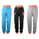 Ladies jogging  pants sports  trousers leisure ...