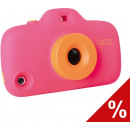 iPhone 5 Toy Camera Case, pink