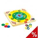 Nostalgic  'Throwing Rings Game'