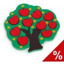 Threading Game  Threading Board 'Apple Tree'