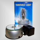 LED Untersetzer für Glas + Kristall