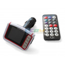 Fm transmitter car mp3, mp4 - USB