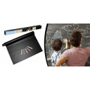 Self-adhesive blackboard Chalky