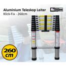 Aluminum ladder - KlickFix 260