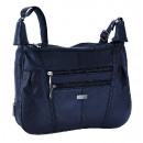Leather bag with  umbrella  compartment of ...