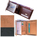Leather wallets range - Pleitegeier