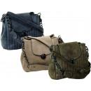 Trendige  Handtasche mit Ketten Accessoires