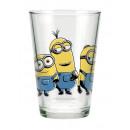 Satz von 3 Gläser Minions 3cl