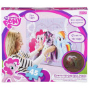 Hasbro wall Puzzle  72x48cm bright My Little Pony