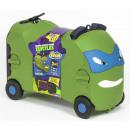 Trunks / seat  trolley - Ninja Turtle 4 wheels