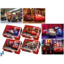 Mini Puzzle 54-teilig Cars 2 im Display