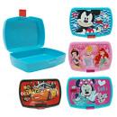 Brotdose Lunchbox 6-fach sortiert Disney