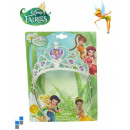 Haarreif  Tinkerbell crown on Blister