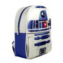 Star Wars Rucksack 3D R2-D2 Polyester