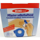 Pflaster selbsthaftend