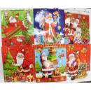Papiertragetaschen Weihnachten  32x45x10