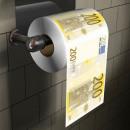 Toilet Paper 200 Euro XL