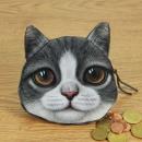 Purse kitten 3D model 3