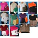 Großer Mix aus Damen und Herren T-Shirts und Tops