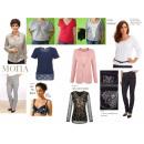 Schöner Bekleidungsmix  für Frauen -viele Marken