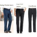 Herren Jeans und Herren Hosen