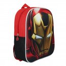Rucksack 3D Avengers - Iron Man
