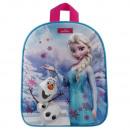 3D plecaku królowa śniegu