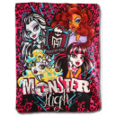 Monster High blanket