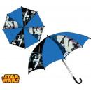 Kinder Regenschirm Star Wars Ø65 cm