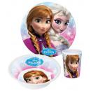 Geschirr, setzt  Melamin Disney Frozen, Gefrorene