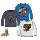 hurtownia Odziez dla dzieci i niemowlat: Dzieci z długimi  rękawami Koszulka Scooby Doo 98-1