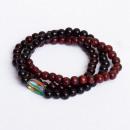 Wood Beads  Bracelets - Combi Deluxe - Swarovski