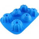 Silikon Muffinform 6 Stk Rezepturen