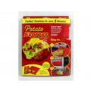 Bag for cooking  potatoes Potato express