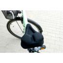 Overlay gel on  bicycle saddle Universal