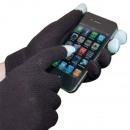 IGlove gloves to  handle smartphones black