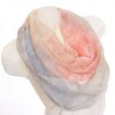 Ladies Loop scarf  scarf good quality SZ-1401 gray,