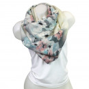 Ladies Loop scarf  scarf good quality gray 150529,