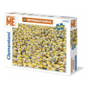 Minions Impossible Puzzle 1000 Teile