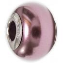 BeCharm SWAROVSKI®  5890 Pearl 14mm Burgundii