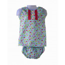 hurtownia Odziez dla dzieci i niemowlat:Baby girl dress wzór