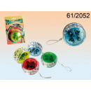 Plastic yoyo with  clutch & ball bearings