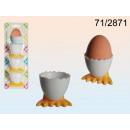 -Kunststoff  Eierbecher, Entenfuß, ca. 4,5 cm