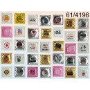 Latex-Kondom,  Funny Collection, Nachfüllset,